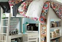 beds, rooms and houses / would love to live in these