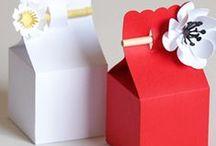 papírové krabičky,obálky asáčky