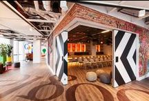 Office Space / Inspiring office spaces and interior