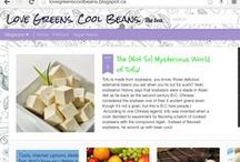 Love Greens Cool Beans Blog! / A little insight into the mind of a not so mainstream woman, living life on the kind side of the moon. Follow me for blog updates and cool vegan stuff!