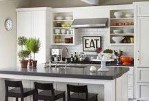 Kitchen Ideas / Kitchens Inspiration @ www.GreyDock.com