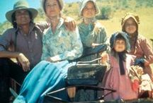Little House on the Prairie / Little house on the prairie, prairie, classic tv, Laura Ingalls, Ingalls, Charles Ingalls, children's books. / by Eileen