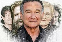 Robin Williams ~ Nanu Nanu / Robin Williams / by Eileen