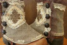 Lace&handmade cloths