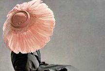 sombreros que hacen historia / Moda en sombreros