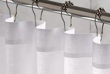 Shower Curtain Rings / Shower Curtain Rings @ www.GreyDock.com