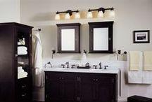 Bathroom Lighting / Bath Lighting @ www.GreyDock.com