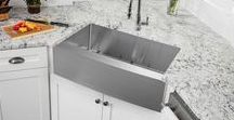 Kitchen Sinks / Find the right kitchen sink for your remodel at GreyDock. Browse farmhouse and undermount stainless steel sinks.
