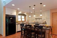 Pendant Lighting / Find the perfect pendant light for your your kitchen, basement or bar in a variety of styles that fit your budget.