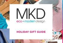 Holiday Gift Guide / We are excited about this year's Holiday Gift Guide, where we showcase our unique and modern offering for the eco-conscious.