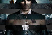 Arrow / You have failed this city.