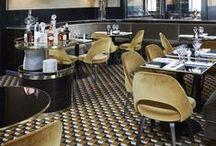 Commercial Interiors / Hotels, Restaurants & Public Spaces / by Alyssa Mair