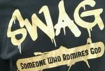 S.W.A.G - Someone Who Admires GOD / Someone Who Admires GOD Inspiration & Religion  #SWAG #Someone_Who_Admires_GOD