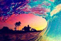 summer&water