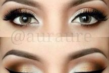 Makeup and Beauty / Beautiful makeup looks, DIYs, charts, products, tips, and tricks for clear skin long lashes smooth lips and more.