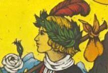 Tarotpedia - Major Arcana - I /  Golden Botticelli - Albrecht Dürer – Bruegel – Bosch – Impressionist – Leonardo Da Vinci - Klimt – Imagination - Salvador Dali - Cary-Yale Visconti - The Court  – 1001 Nights - Old English – Haindl - Mucha -  The Pen - III Millennium – Kazanlar – Chagallian - Buckland Romani -  Dario Fo - Deviant Moon – Renaissance – Goldenmoon –   Stained Glass Windows - Marco Polo – Bizzarro – Musica – Metamorphosis –   Bowie- Michelangelo - Morgan-Greer