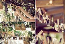 Pequeños detalles para tu boda / Una boda mágica y especial, se compone de pequeños detalles; observa estos que te enseñamos ;)