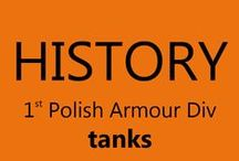 History - 1st P.A.D. - Tanks / Tanks of the 1st polish Armoured Division