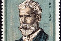 Postage Stamps Prominent Persons