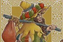 Tarotpedia - Major Arcana - II / Tarot of the Sevenfold Mystery –Illuminati -Arthur Taussig – Isidore - Hudes - Alchemical - Arthurian - Pictorial Key- Mythic  -Zirkus Magi - Gaian- Atlantis- Sacred Sites- Akron-  Born in the USSR -Noir- African American- Afro Brazilian -Urban  -Corona Ferrea - Giotto - Mona Lisa- Sherlock Holmes- Grail- Medieval Scapini –Olympus -Sphinx -Wild Unknown - Tyldwick- Native American - Temple of Secrets -Napoleon- Circle of Life - Tavaglione -  Rider Waite- Dylan Dog etc.
