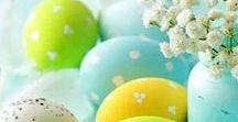 Pasen / Meer eieren in de wereld. Inspiratie bord voor alles Haas, Paas & Baas.