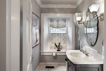 Gorgeous in grey. / Neutral colors adding bold style!