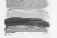Illustratie / Grijswaarden, perspectief en vrije illustraties