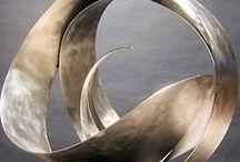 Beeldende kunst- Metalen