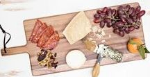 Charcuterie Night / Host your next charcuterie night in style with these spreads!