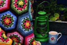 Crochet ♥ Haken / by Trinske Heikoop