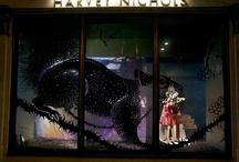 Harvey Nichols Window Displays