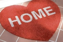 Welcome Home / Home is where the heart is. This board is dedicated to the little things that make home special.
