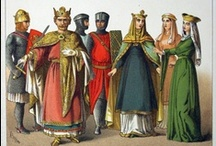 Medieval Clothing / Depicting primarily Late Anglo-Saxon and 10th and 11th Century Norman Clothing