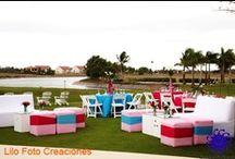 15 Primaveras de Darianni Cedeño / Hermosa actividad en La Estancia Golf and Resort celebrando las 15 primaveras de esta hermosa niña
