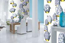 30 Days - by Markus Benesch / … wenn Farben und Muster verrücktspielen, wird es schön und lustig an der Wand