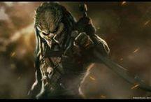 Predator vs Aliens / Вселенная Чужой и хищник