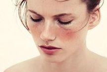 Bare Faced Beauty / Natural makeup, beautiful simplicity.