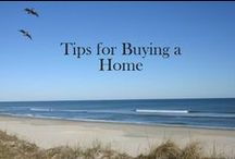 Tips for Buying a Home / How to buy a home on the Outer Banks