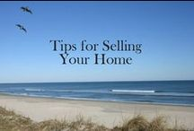 Tips for Selling a Home / How to sell a home on the Outer Banks