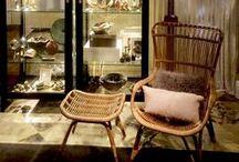 """DATCHA - Sika Design / Prachtige authentieke rotan fauteuils van """"Sika Design"""""""