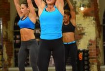 Ripped With HiiT / Ripped with HiiT combines three solid heavy weight workouts (on three separate DVDs), four solid cardio based HiiT workouts (on two DVDs), and two circuit Hiit workouts (on two DVDs). Why all the focus on HiiT training?  HiiT revs up your metabolism, increasing the rate at which your body consumes oxygen for up to 24 hours after your workout (the afterburn effect you've heard me talk about so many times before).