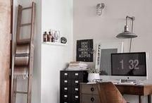 OFFICE/WORKSPACE ❀ Interior