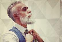 Barbe di stile / Il miglior accessorio sul viso di un uomo: la barba. Curata, lunga, corta... a ciascuno la sua!