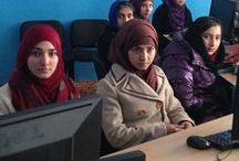 Roya Mahboob and Digital Education for Girls