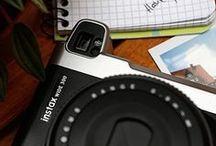 instax wide 300 / Eigene und gefundene Pins für die instax Wide 300 Fujifilm Sofortbildkamera