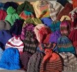 Hats / I was given a large quantity of yarn (thanks Deb)  so I decided to make beanies and donate them to those less fortunate. My aim is to make 50 and donate them before the weather gets cold. I did it and donated them to Knit4Charities Tasmania