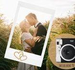 instax Wedding / Hochzeit / Wedding Ideen mit instax