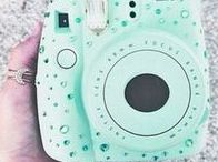 instax mini 8 decoration / Gestalte Deine mini 8 Sofortbildkamera so, wie es Dir gefällt!
