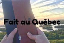 Fait au Québec / Découvertes de divers produits et services faits au Québec #faitauquebec #quebec #faitalamain