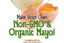 Non-GMO Recipes / by GMO Inside